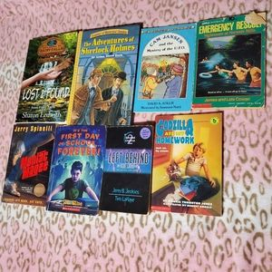 Mystery Books for Kids GUC